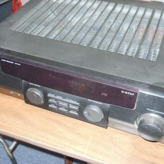 Kenwood AR 404 Hi Powered Discrete Audio 21 Amplifier Subwoofer PreOut PHONO 264580448045