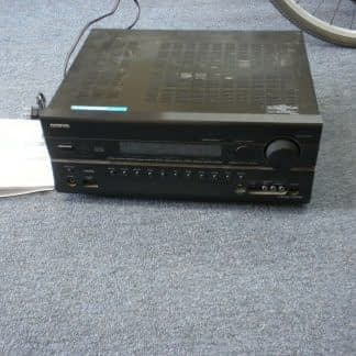 Onkyo TX NR708 Home theater receiver HDMI Internet ready Works Great 264594046337