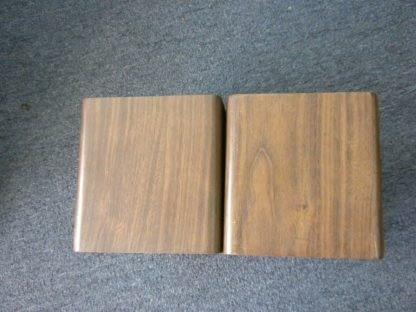 Vintage KOSS Dynamite M80 Plus Wood Bookshelf speakers dual Woofers Sounds Great 264570328625 11