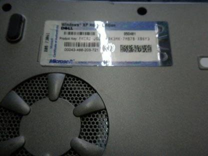 Vintage Dell Inspiron 1100 Windows XP Lots of Programs Runs Great All Original 274223911597 6