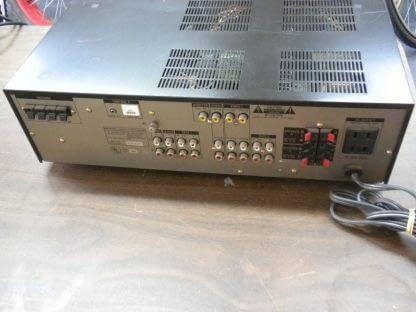 Sony STR AV480 Home Audio Video AV Control Center AMFM Tuner Stereo Receiver 264580448055 4
