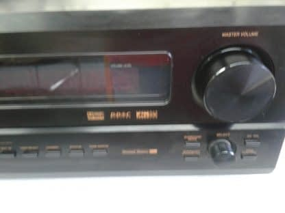 Vintage Denon AVR 3802 51 71 Home Theater Receiver Amplifier 240W channel 274537096444 3