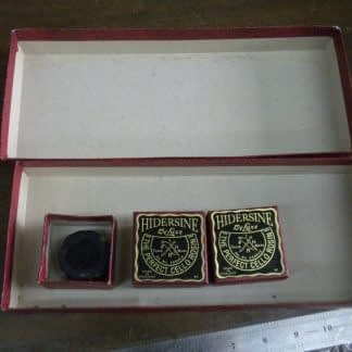 HIDERSINE 6C Deluxe Cello ROSIN MADE IN ENGLAND New Old Stock 3 cakes 273849469582