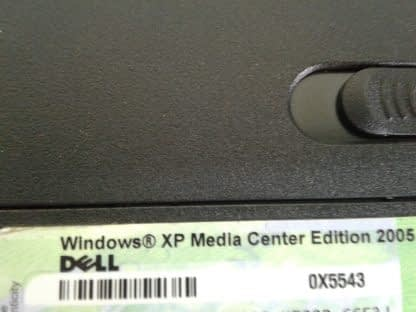 Vintage Dell XPS M140 PP19L Laptop WinXP Outlook Express Word Runs Great 274543315343 12