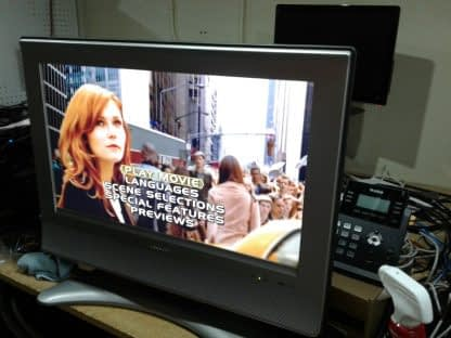Sharp TV lc 26sh10u 26 LCD TV with stand Local pick up ONLY 264819585341 3