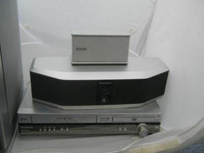 PANASONIC SA HT790V 350W Home Theatre with Speakers sb wa312 sb sa640 sb pc803 264580448062 2