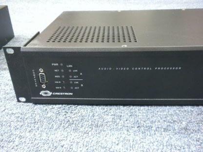 CRESTRON AV2 Professional Audio Video Control Processor 264570326680 2