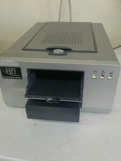 HiTi Hi Touch 640DL Dye Sub Printer 9 boxes paper 6 boxes cleaner Paper Jam 274689783957 2