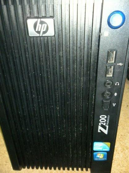 HP Z200 Cad Workstation Intel CPU Nvidia Quadro Video Runs Great 264607168586 6