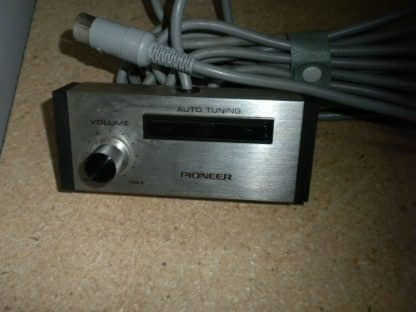 Vintage Pioneer SX 2500 Receiver with Remote Works Great Super Clean Early 1970s 274241977815 11