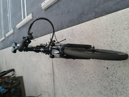 Folding Electric Mountain Bike ebike Men Women Full Suspension 264297090909 10