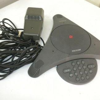 Polycom Soundstation Ex 2201 03308 001 Conferencing Station w Power supply 264541182268