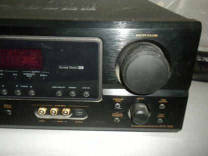 Denon AVR 1905 Receiver Home Theater Surround 71 Sound 80W per channel Works 274147837150 3