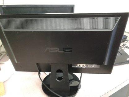 ASUS VH242H LCD Monitor DVI VGA HDMI Works GREAT 274441053450 3