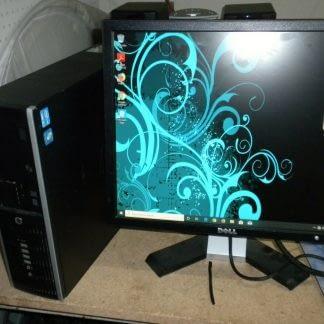 HP MultiSeat ms6200 Windows 10 SFF Desktop computer Works great 274219167252