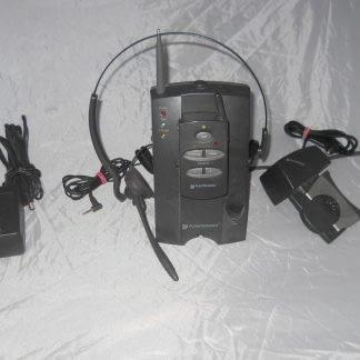 Plantronics CA10 Wireless Office Headset System 273469476659