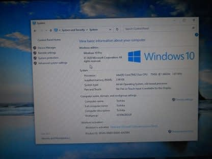 Toshiba Satellite A205 S6808 15 Notebook PC computer Windows 10 120GB SSD 274403523196 4