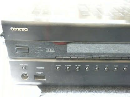 Onkyo TX NR708 Home theater receiver HDMI Internet ready Works Great 264594046337 5
