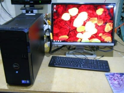 Dell Vostro 230 light gaming computer works great 264595022792