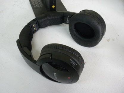 Sony MDRRF995RK Wireless Over the Ear Headphones Black 264285108798 2