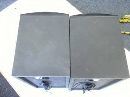 Pair SANSUI MICRO 1500 speakers 264648447783 4