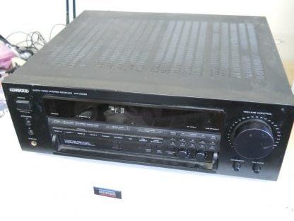 Vintage KENWOOD KR V8030 Audio Video Receiver 274405645603 6