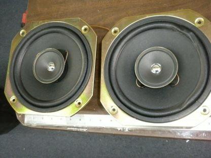 Pair SONY 40 Watt 8 Ohm 8 Diameter Full Range Speakers 1 544 014 11 274129145584