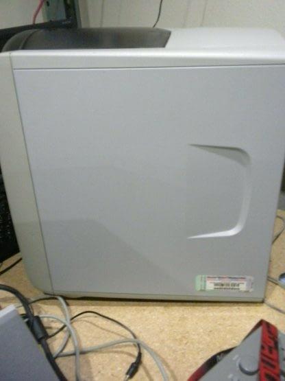Vintage HP Pavilion8705 w Monitor Keyboard Mouse Speakers WIndows Millenium ME 264610279223 10