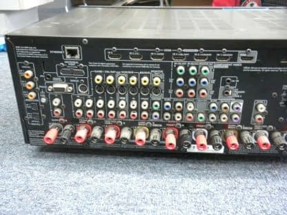 Onkyo TX NR708 Home theater receiver HDMI Internet ready Works Great 264594046337 9