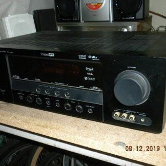 Yamaha RX V361 51 Channel 100 Watt Receiver Works GREAT 264580448048