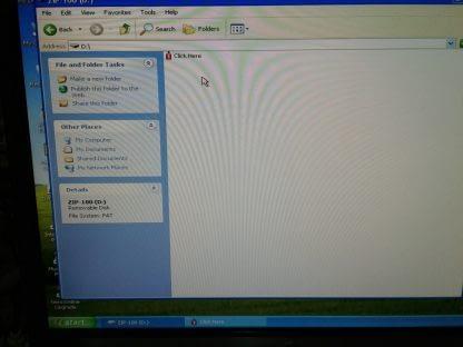 Vintage Gateway Select 1100 desktop PC Win XP Works GREAT 264845908953 9