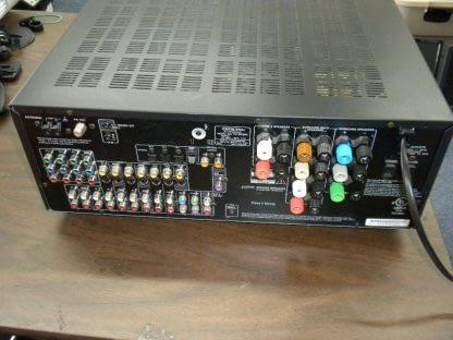 Onkyo TX SR602 71 Channel 85w x7 600W Home Theater AV Receiver Works Great 264594046348 9