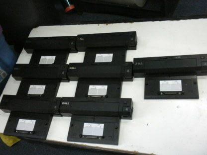 Lot 8 Dell Docking Station PR02X K09A002 for E6400 E6410 etc 274147844895
