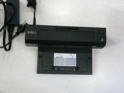 Dell PR02X K09A E Port Plus Docking Station F310C CY640 FFCV6 07067 E6320 w AC 264617370936
