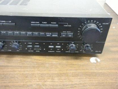 Denon DRA 550 Home Stereo Precision Audio Component Tuner Amp Receiver Works 264580448066 7