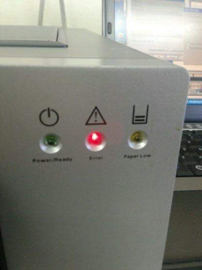 HiTi Hi Touch 640DL Dye Sub Printer 9 boxes paper 6 boxes cleaner Paper Jam 274689783957 3