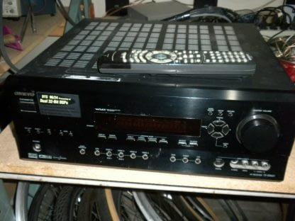 Vintage Onkyo TX SR601 61 Channel 110 Watt Receiver 264594046339 8