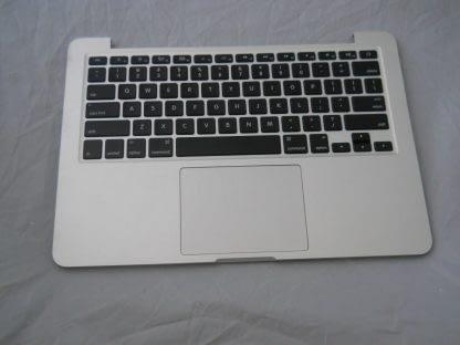 Topcase Palmrest Keyboard trackpad MacBook Pro Retina 13 A1425 READ 274407674314