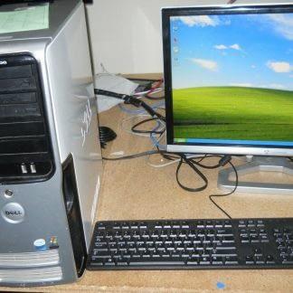 Dell Dimension 9200 Intel 213Ghz 2GB 250GB Windows XP SP3 Works Great 264797870246