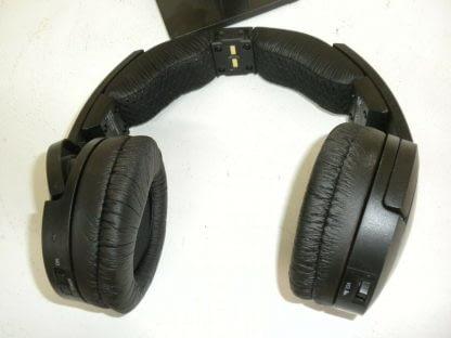 Sony MDRRF995RK Wireless Over the Ear Headphones Black 264285108798 3