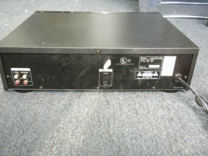 Sony 10 CD Changer DCP C910 Audiophile Quality Works Great 274147837140 8