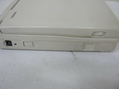 Vintage Toshiba Satellite T1960CS Laptop Rare Made in USA 1992 does not turn on 274156339413 3