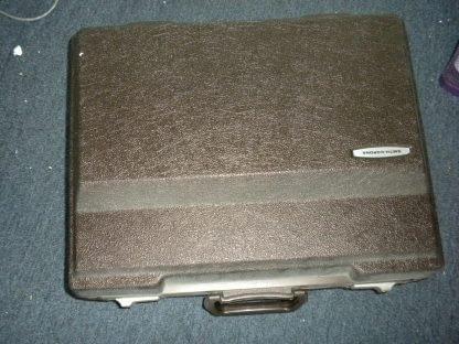 Smith Corona Coronet Super 12 Portable Electric Typewriter w Original Case 264263506353 8