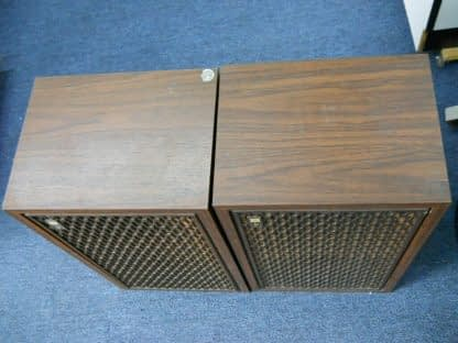 Rare Vintage Fisher 105 Audiophile Speakers SN 1 and SN 4 264716962503 7