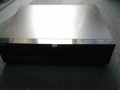 Sony 10 CD Changer DCP C910 Audiophile Quality Works Great 274147837140 2