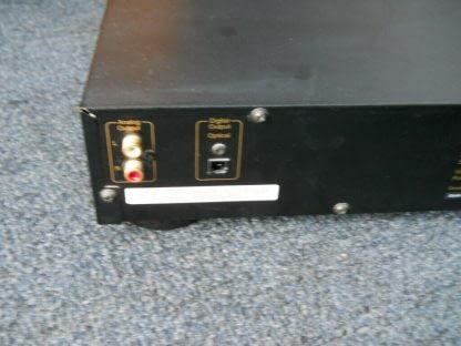 Vintage Rare Nakamichi MB 8 CD Player 5 disc Musicbank Changer 264714732727 10