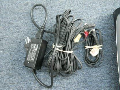 Bose AV28 DVD Player PS48 Powered White Subwoofer Sony Speakers Cables 264716940203 11
