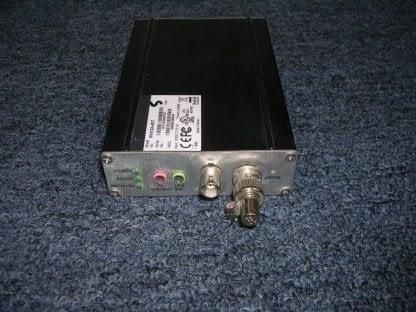 NV412A Network Video ServerEncoder Converter CCTV Camera Charger incl ADT 273949770122 4