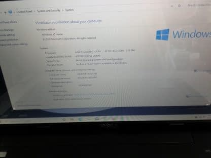 Dell Inspiron 1564 15 Notebook Runs Great Win 10 Dual Language Purple 274547136506 5