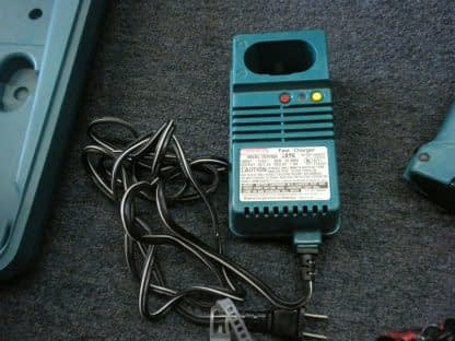 MAKITA Vintage 6095D DC96V Cordless Drill 2 BatteriesChargerCase 273866572997 5